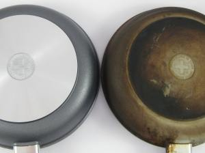 Properly cleaning your pan will keep it looking like new